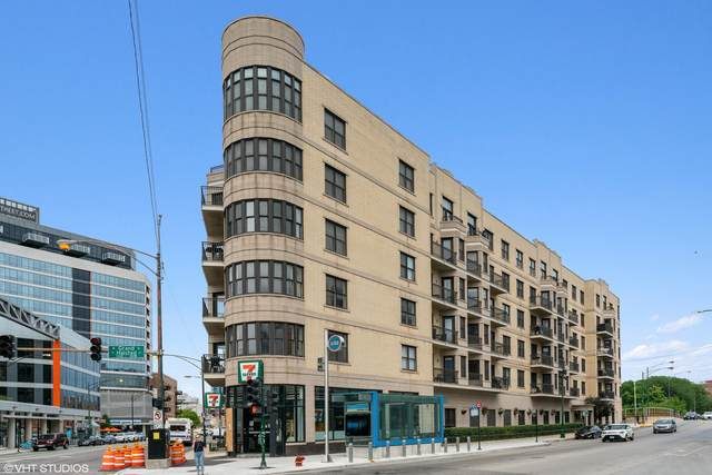 520 N Halsted Street #306, Chicago, IL 60642 (MLS #10945053) :: Property Consultants Realty