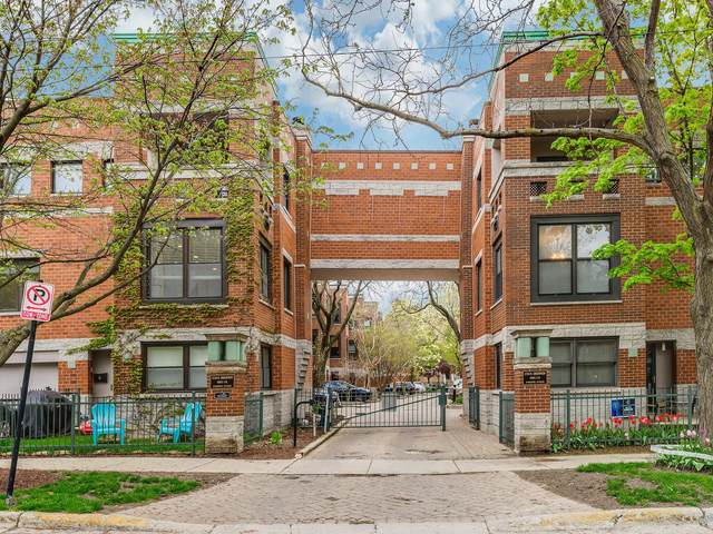 2720 N Greenview Avenue D, Chicago, IL 60614 (MLS #10945119) :: Angela Walker Homes Real Estate Group
