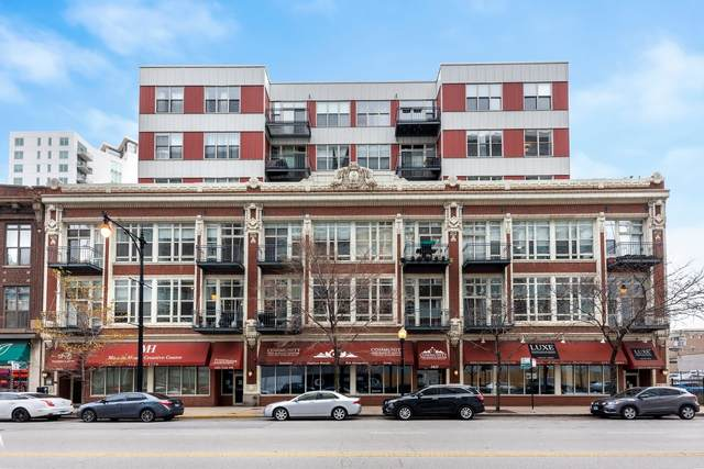 1631 S Michigan Avenue #213, Chicago, IL 60616 (MLS #10945129) :: The Wexler Group at Keller Williams Preferred Realty