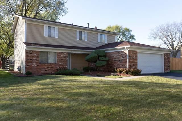 38 Deerpath Road, Matteson, IL 60443 (MLS #10945142) :: John Lyons Real Estate