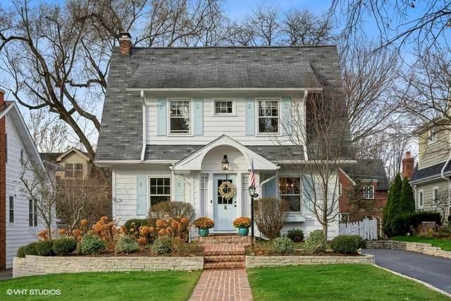110 N Adams Street, Hinsdale, IL 60521 (MLS #10945143) :: Ryan Dallas Real Estate