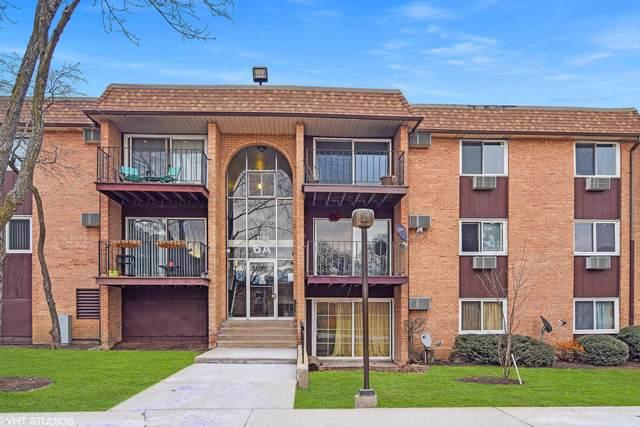 1180 Meadow Lane 6-305, Hoffman Estates, IL 60169 (MLS #10945152) :: The Wexler Group at Keller Williams Preferred Realty