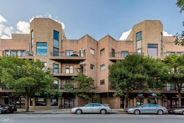 2236 W Armitage Avenue #302, Chicago, IL 60647 (MLS #10945246) :: Property Consultants Realty