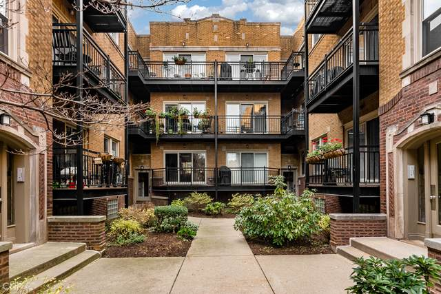 4718.5 N Beacon Street 1S, Chicago, IL 60640 (MLS #10945258) :: Property Consultants Realty