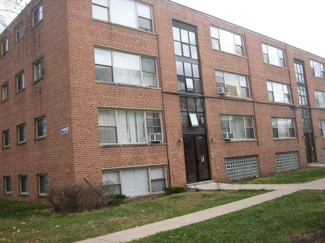 2239 W Farwell Avenue 1A, Chicago, IL 60645 (MLS #10945317) :: BN Homes Group