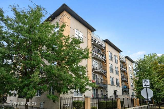 2720 W Cortland Street #201, Chicago, IL 60647 (MLS #10945363) :: Property Consultants Realty