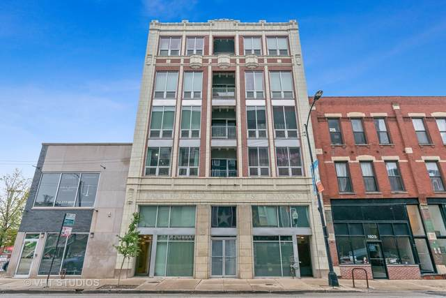 1927 N Milwaukee Avenue #403, Chicago, IL 60647 (MLS #10945434) :: Property Consultants Realty