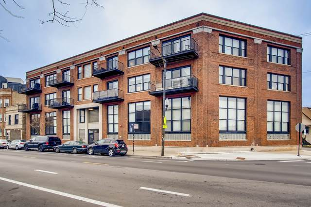 2161 N California Avenue #305, Chicago, IL 60647 (MLS #10945451) :: Property Consultants Realty