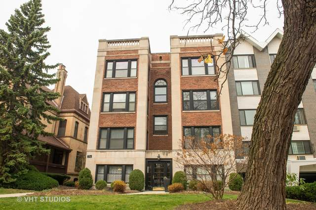 552 W Deming Place #3, Chicago, IL 60614 (MLS #10945532) :: Property Consultants Realty