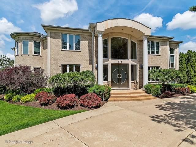373 Trinity Lane, Oak Brook, IL 60523 (MLS #10945540) :: Ryan Dallas Real Estate