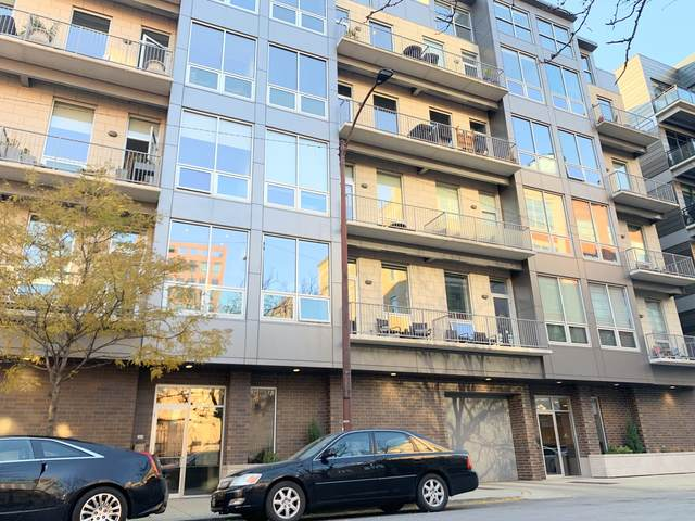 18 N Carpenter Avenue 2N, Chicago, IL 60607 (MLS #10945543) :: Property Consultants Realty