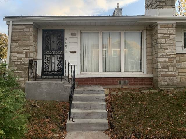 9600 S Peoria Street, Chicago, IL 60643 (MLS #10945570) :: Littlefield Group