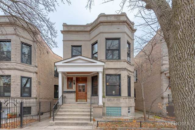 2435 N Mozart Street, Chicago, IL 60647 (MLS #10945582) :: Property Consultants Realty