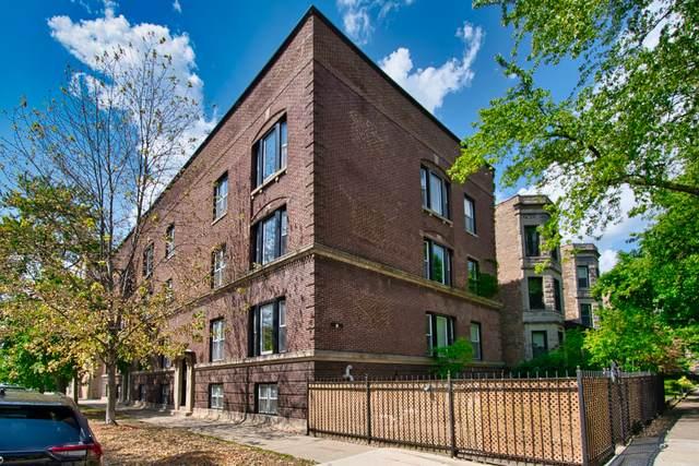 1536 W Cornelia Avenue #1, Chicago, IL 60657 (MLS #10945609) :: Helen Oliveri Real Estate