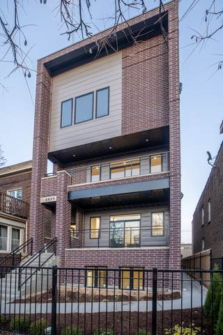 4859 N Ashland Avenue 1W, Chicago, IL 60640 (MLS #10945616) :: Property Consultants Realty