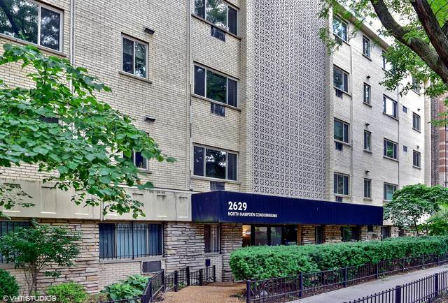 2629 N Hampden Court #410, Chicago, IL 60614 (MLS #10945633) :: Property Consultants Realty