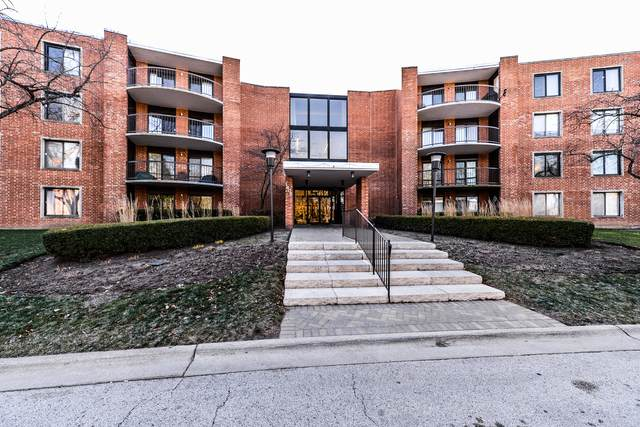 1605 E Central Road 219C, Arlington Heights, IL 60005 (MLS #10945645) :: Helen Oliveri Real Estate