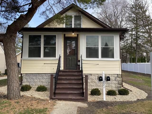 221 S Adams Street, Westmont, IL 60559 (MLS #10945646) :: BN Homes Group