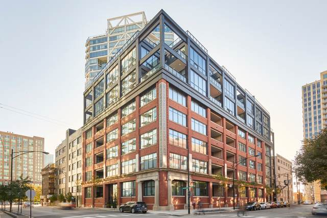 676 N Kingsbury Street Ph02, Chicago, IL 60654 (MLS #10945652) :: Property Consultants Realty