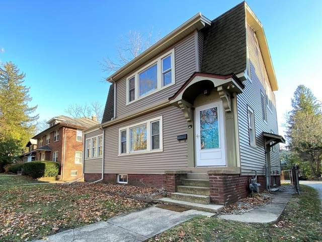 601 W Nevada Street, Urbana, IL 61801 (MLS #10945691) :: Ryan Dallas Real Estate