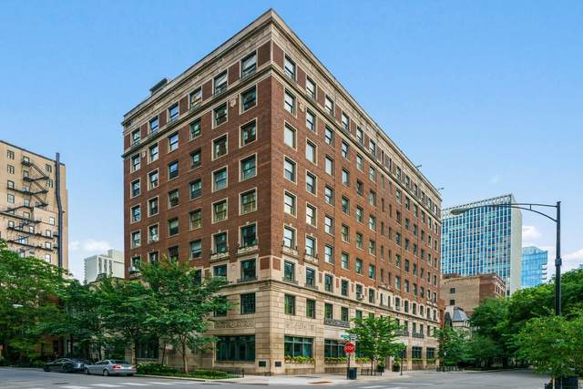 1255 N State Parkway 7AC, Chicago, IL 60610 (MLS #10945748) :: Littlefield Group