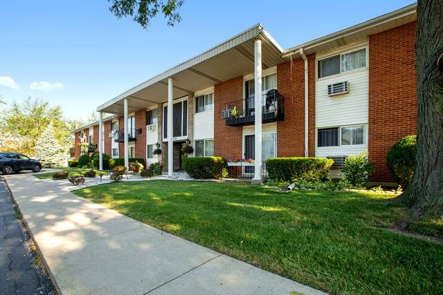 9500 Dee Road 1E, Des Plaines, IL 60016 (MLS #10945783) :: Property Consultants Realty