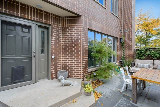 1720 N Lasalle Street #1, Chicago, IL 60614 (MLS #10945792) :: Property Consultants Realty