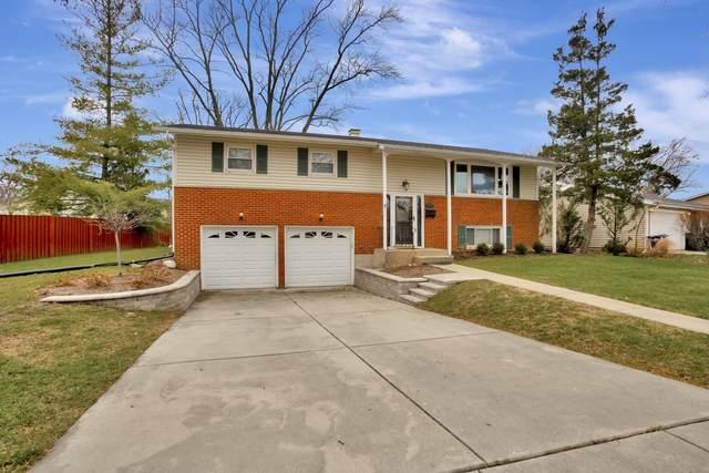 612 N Whitcomb Drive, Palatine, IL 60074 (MLS #10945826) :: BN Homes Group