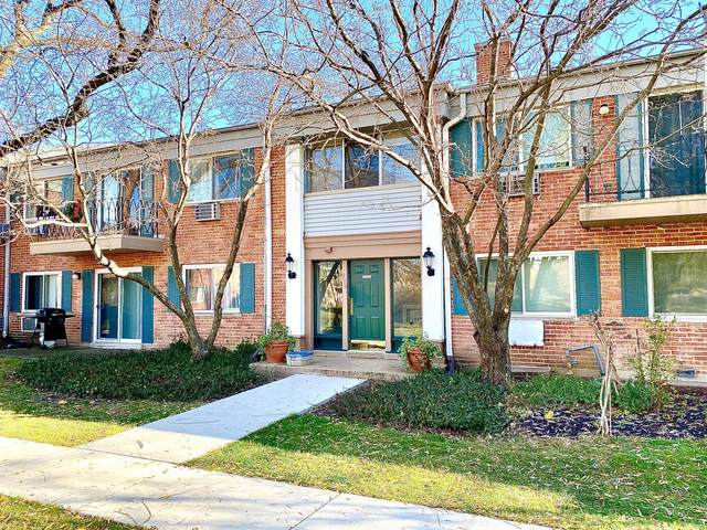 715 E Falcon Drive #207, Arlington Heights, IL 60005 (MLS #10945838) :: The Wexler Group at Keller Williams Preferred Realty