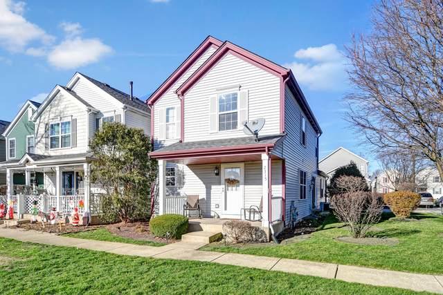 2315 Woodhill Court, Plainfield, IL 60586 (MLS #10945840) :: John Lyons Real Estate