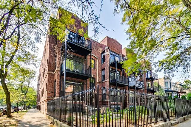 1433 W Addison Street #1, Chicago, IL 60613 (MLS #10945866) :: Property Consultants Realty