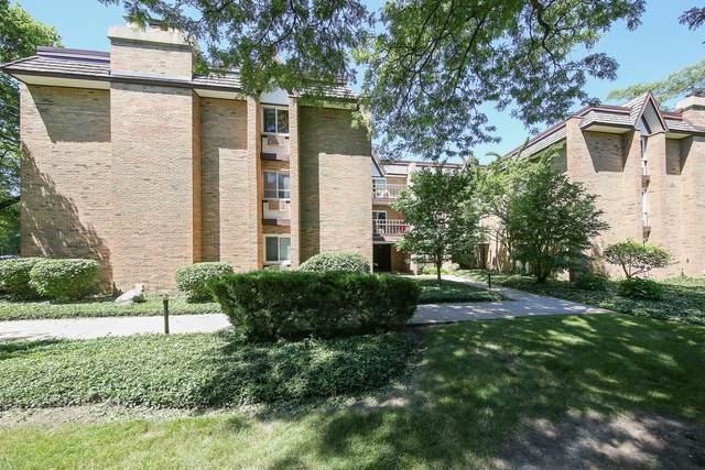 360 Claymoor Road 3D, Hinsdale, IL 60521 (MLS #10945893) :: Ryan Dallas Real Estate