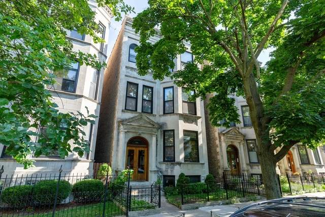 1514 W Wilson Avenue, Chicago, IL 60640 (MLS #10945922) :: Property Consultants Realty
