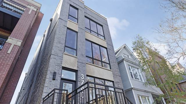 3740 N Clifton Avenue #1, Chicago, IL 60613 (MLS #10945947) :: Property Consultants Realty