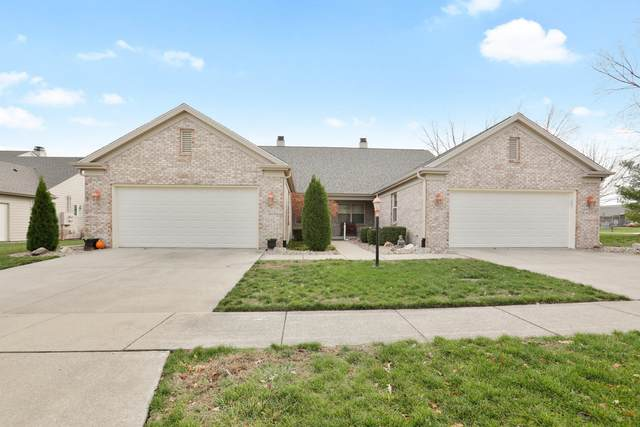 1801 E Lydia Court B, Urbana, IL 61802 (MLS #10945966) :: Ryan Dallas Real Estate