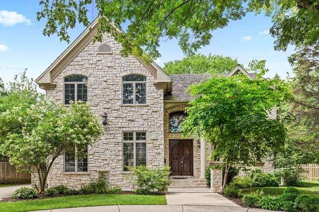 110 Columbia Avenue, Hinsdale, IL 60521 (MLS #10945994) :: Ryan Dallas Real Estate