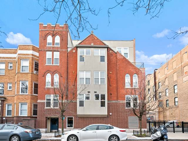 3516 N Sheffield Avenue 3FS, Chicago, IL 60657 (MLS #10946002) :: Property Consultants Realty