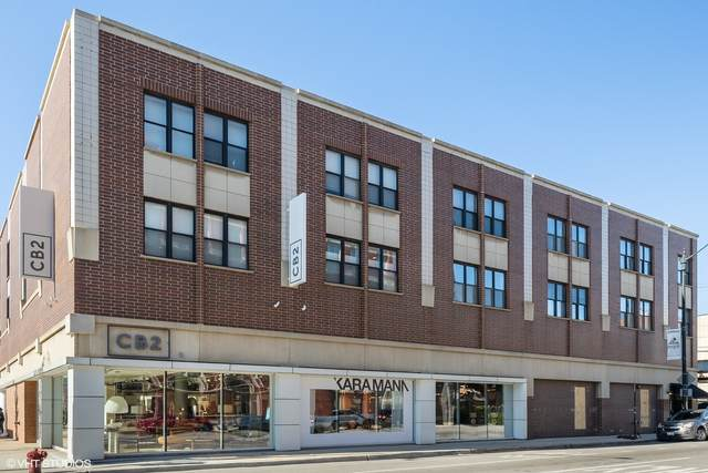 1600 N Halsted Street 3J, Chicago, IL 60614 (MLS #10946012) :: Property Consultants Realty