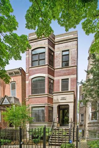 1346 N Hoyne Avenue #101, Chicago, IL 60622 (MLS #10946021) :: The Wexler Group at Keller Williams Preferred Realty