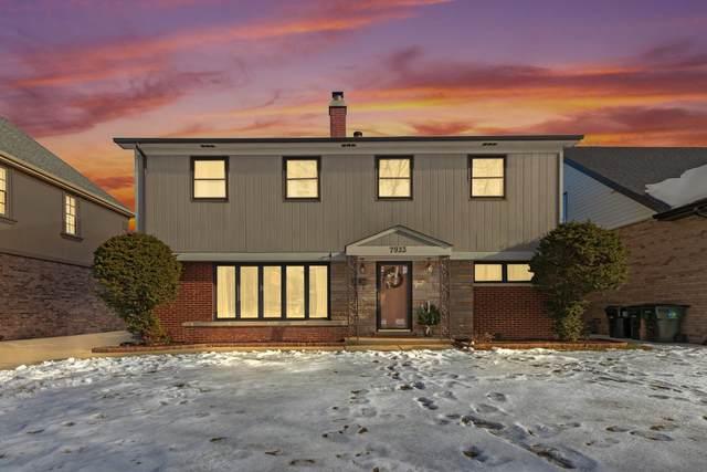 7933 N Octavia Avenue, Niles, IL 60714 (MLS #10946034) :: Jacqui Miller Homes