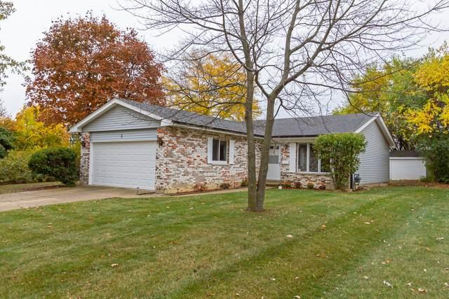 1 W Beech Drive, Schaumburg, IL 60193 (MLS #10946043) :: John Lyons Real Estate