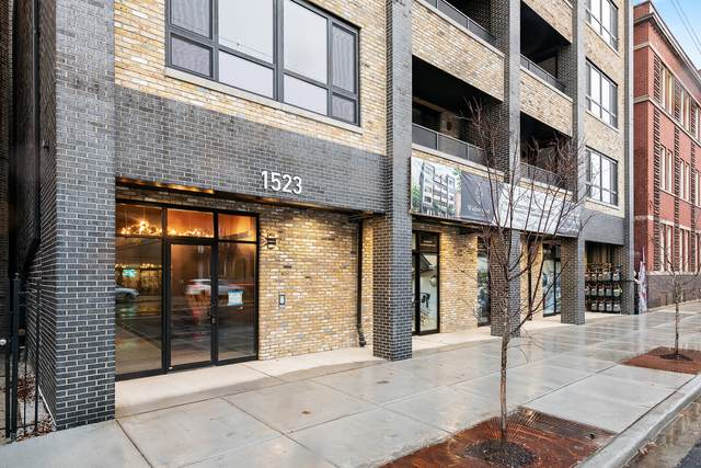 1523 N Western Avenue 2B, Chicago, IL 60622 (MLS #10946052) :: Property Consultants Realty