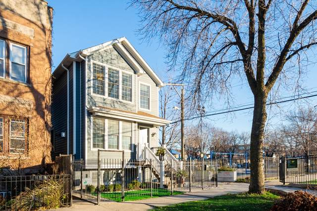 2417 N Fairfield Avenue, Chicago, IL 60647 (MLS #10946089) :: Property Consultants Realty