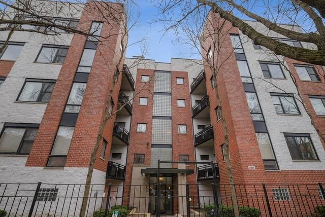 2317 W Wolfram Street #313, Chicago, IL 60618 (MLS #10946155) :: Property Consultants Realty