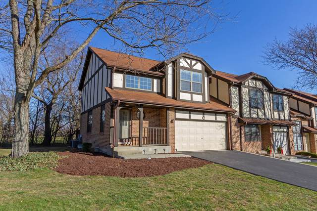 309 Carriage Way, Bloomingdale, IL 60108 (MLS #10946161) :: The Wexler Group at Keller Williams Preferred Realty