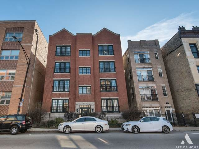 1623 W Grand Avenue 2W, Chicago, IL 60622 (MLS #10946198) :: Property Consultants Realty