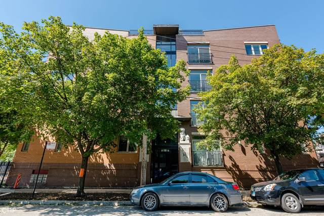1800 W Erie Street #4, Chicago, IL 60622 (MLS #10946205) :: Property Consultants Realty