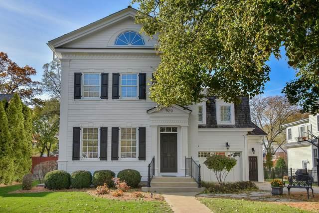 920 N Washington Street, Wheaton, IL 60187 (MLS #10946222) :: BN Homes Group