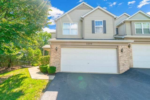 3209 Foxridge Court, Woodridge, IL 60517 (MLS #10946250) :: Helen Oliveri Real Estate