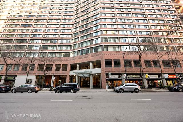 211 E Ohio Street #705, Chicago, IL 60611 (MLS #10946284) :: The Wexler Group at Keller Williams Preferred Realty